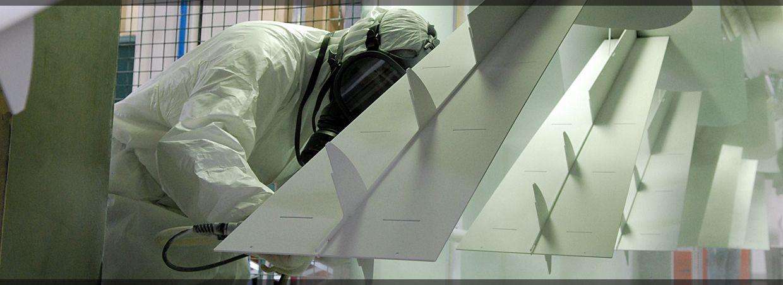 métallerie et traitement de surface metal