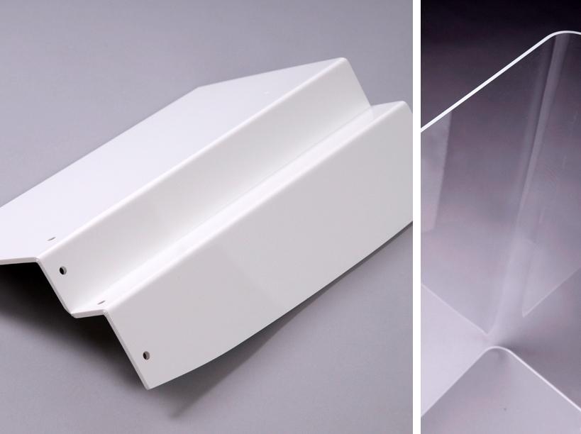 pliage thermoplastique