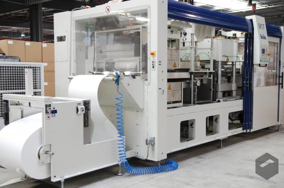 thermoformage automatique en bobine - Global Concept industrie