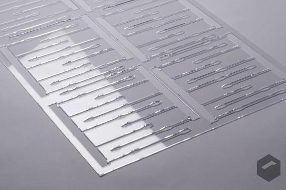 découpe laser plastique - Global Concept